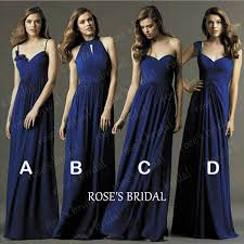 affordable bridesmaids dresses royal blue bridesmaid dresses bridesmaid dress mismatch