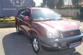 2005 hyundai santa fe type 2005 hyundai santa fe santa fe 2 7 v6 gls cars for sale in gauteng