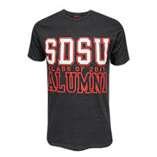 sdsu alumni license plate frame shopaztecs class of 2017 sdsu alumni