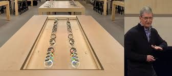 Apple Store Paris by You Won U0027t Need An Appointment To Try On Apple Watch In Retail