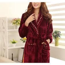 robe de chambre femme polaire robe de chambre polaire femme mauve liseré achat vente robe de