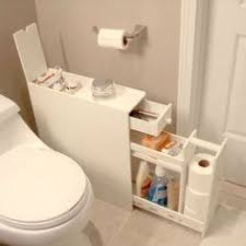 Bathroom Floor Cabinet Pojjo Wall Mount Hair Appliance Storage System In White Laminate