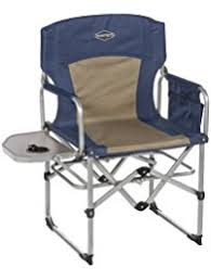 Quest Directors Chair Side Table Camping Chairs Amazon Com