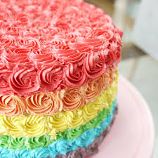 rainbow cake crustabakes