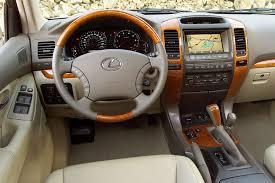 2006 lexus gx470 mpg 2003 09 lexus gx 470 consumer guide auto