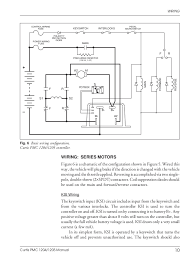 interesting curtis 1204 controller wiring diagram gallery wiring