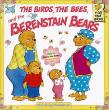 berenstien bears the birds the bees and the berenstain bears by stan berenstain
