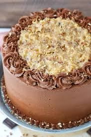 german chocolate cake life love and sugar