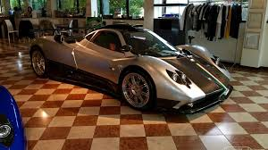 pagani suv pagani restores zonda la nonna that did one million kilometers