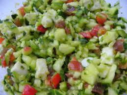 la cuisine du bonheur thermomix variante pour la salade de courgettes rapees thermomix