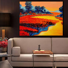 Home Decor Paintings For Sale Compare Prices On Easy Canvas Paintings Online Shopping Buy Low