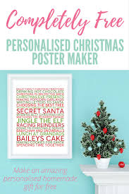 free family traditions poster maker the diary of a frugal family