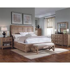 a r t furniture 192155 2303 ventura queen platform sleigh bed in