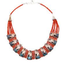 turquoise tibetan necklace images Silver necklaces archives kashmir fine arts craftskashmir fine jpg