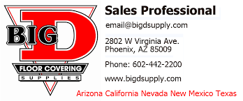 sales pros big d floor covering supplies