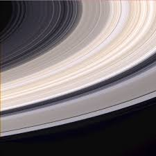color rings saturn images Apod 2004 july 23 saturns rings in natural color jpg