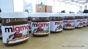 customisation cuisine how to get your own customised nutella alvinology