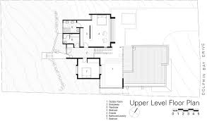 Floor Plan For The White House Gallery Of The Sunshine Beach House Wilson Architects 18