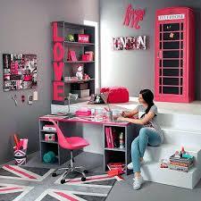 chambre ado fille mezzanine amenagement chambre ado et deco chambre ado fille decoration