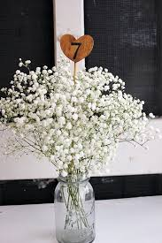 wedding centerpieces diy 68 baby s breath wedding ideas for rustic weddings deer pearl
