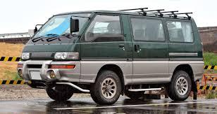 Pajero Wagon 1988 Mitsubishi Pajero 1 Generation Wagon High Roof Off Road 5d