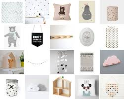 decor items favourite scandinavian nursery kids room decor items under 15