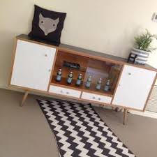 modern glass buffet cabinet before and after design sponge diy one day pinterest