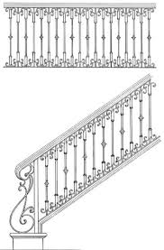 Grills Stairs Design Best 25 Stair Railing Design Ideas On Pinterest Home Stairs