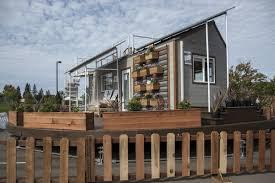 tiny house community california a tiny house among giant redwoods