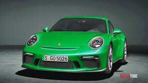 2018 porsche 911 gt3 touring package leaked youtube