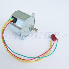 50ktyz 1rpm 6w 220 240v 50 60hz ac synchronous gear motor cw ccw