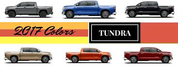 toyota tundra exterior colors and accessories
