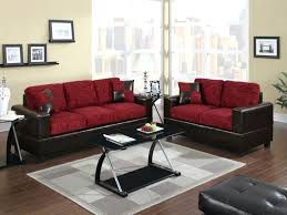 contemporary red leather sofa set u2013 forsalefla