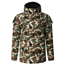 army pattern fleece new brand men military camouflage fleece jacket army tactical