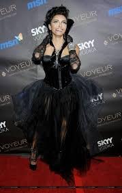 heidi klum th annual halloween party la vampire diaries tv show tv