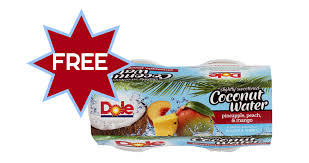 dole fruit snacks dole fruit cups free at publix southern savers