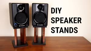 isoacoustics isol8r200 desktop adjustable speaker stands