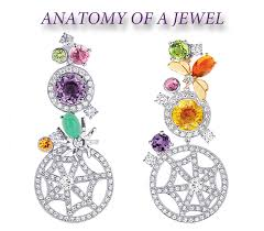 chaumet earrings anatomy of a a of by chaumet