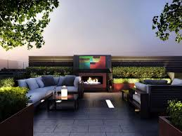 Home Lighting Design London by Chelsea Creek Dockside House London Roof Terraces Phase 1