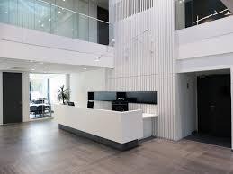 bureau de contr e architecture d intérieur et design du nouveau siège social du bureau