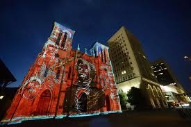 lighting stores in san fernando valley dateline nbc in awe of how san fernando cathedral lights up san