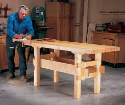 6 Diy Workbench Projects You Can Build In A Weekend Man Made Diy by Diy Wood Workbench Do It Your Self