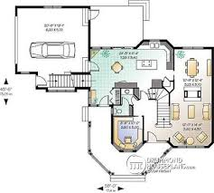 5 bedroom house plans with bonus room house plan w2896a detail from drummondhouseplans