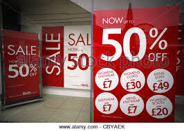 bhs womens boots sale bhs sign stock photo royalty free image 33755332 alamy