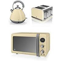 Kettle Toaster Offers Amazon Co Uk Swan Kettle U0026 Toaster Sets Small Kitchen