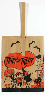 trick or treat bags museum page two