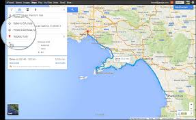 Map My Driving Route by Google Lat Long Hit The Road With The New Google Maps Preview