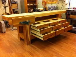 Woodworking Bench Top Plans by 302 Best Workbench Images On Pinterest Woodwork Woodworking