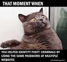 Identity Theft Meme - humor i ve been mugged blog