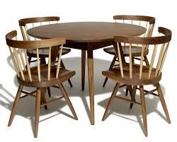 knoll george nakashima straight chair modern planet